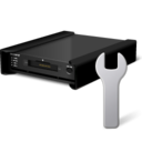 Sony SRMemory Drive Software icon