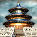 World's Greatest Temples Mahjong icon
