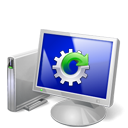 Desktop Drivers Download Utility icon
