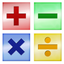 Microsoft Math Worksheet Generator icon