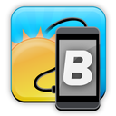 BB10 PC Outlook Sync icon
