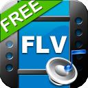 Free FLV to Audio Converter icon