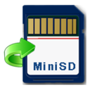 MiniSD Card Recovery Pro icon