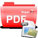 iSuper PDF to JPEG Converter icon