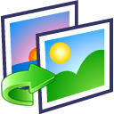 Corrupted Photo Recovery Pro icon