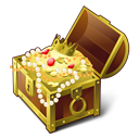 Treasures Island Screensaver icon