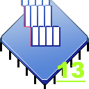 Quartus II Programmer icon