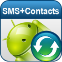 iPubsoft Android SMS + Contacts Recovery icon