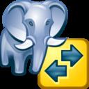 PostgreSQL Data Wizard icon
