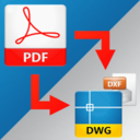 Aide PDF to DXF Converter icon