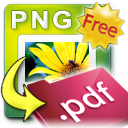 FM PNG To PDF Converter Free icon