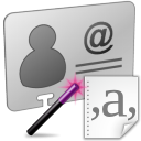vCard VCF To CSV Converter Software icon