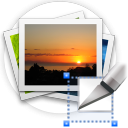 Crop Multiple Images At Once Software icon