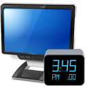 LCD Clock Software icon