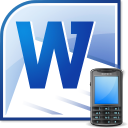 MS Word Extract Phone Numbers From Multiple Documents Software icon