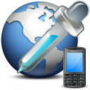 Extract Phone Numbers From Web Sites Software icon