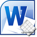 MS Word Address Labels Template Software icon