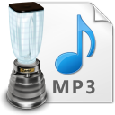 Mix Two MP3 Files Together Software icon