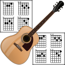 Guitar Chord Chart Software icon