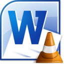 MS Word Project Status Report Template Software icon