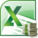 Excel Personal Finance Template Software icon