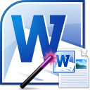 MS Word Insert Multiple Word Files Into Master Document Software icon