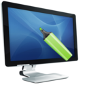 Draw Lines On Screen Software icon