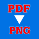 Free PDF To PNG Converter icon