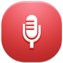 TTFA Voice Recorder - PC and microphone icon