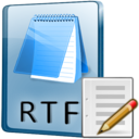 RTF Editor Software icon