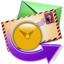 Gladwev Mail To PST Converter icon