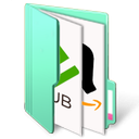 Epubor EPUB to Kindle Converter icon