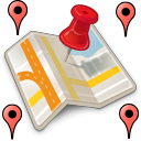 Google Maps Plot Multiple Locations Software icon