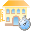 Hotel Reservation and Management Database Software icon
