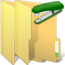 Join Multiple Folders Into One Software icon