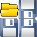 Open One File And Save As Multiple Files Software icon