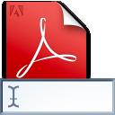 Rename Multiple PDF Files Software icon