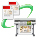 imagePROGRAF Direct Print & Share icon