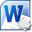 MS Word Mailing Labels Template Software icon
