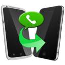 Backuptrans Android WhatsApp to iPhone Transfer icon