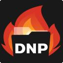 DNP's Hot Folder Print Utility icon