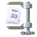 3GP File Size Reduce Software icon