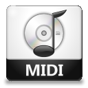 Free MIDI Player icon