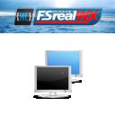 FSrealWX Pro Server icon