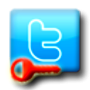 TwitterPasswordDecryptor icon