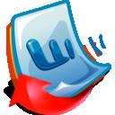 Docx to Doc Converter icon