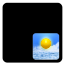 Full Screen Weather Display Software icon