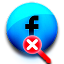 Facebook Password Remover icon