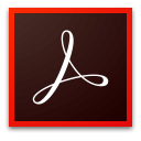 Extended Asian Language font pack for Adobe Acrobat Reader DC icon
