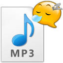 Remove Silence From Multiple MP3 Files Software icon